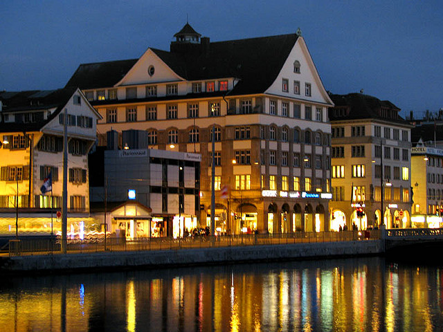 Photo Credit: Storm Crypt    Ah, to be in Zurich, and enjoy the additional purchasing power of the Franc