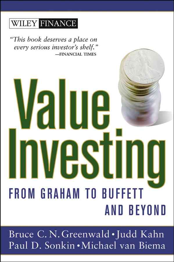 Book Review: Value Investing: From Graham to Buffett and Beyond