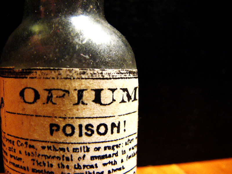 Yield = Poison (4)